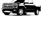 Chevrolet Silverado 2014 by garts