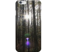 Sunny Day At the Park iPhone Case/Skin