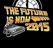 The Future is Now (Back to the Future) by GreenHRNET