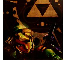 LOZ Dark Case by ali4shrimp