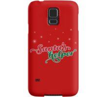 Santa's Helper. Samsung Galaxy Case/Skin
