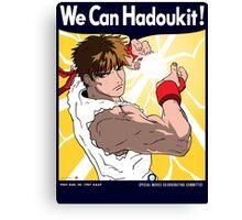 We Can Hadoukit Canvas Print