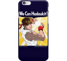 We Can Hadoukit iPhone Case/Skin