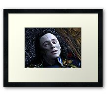 Loki - The Dark World XX Framed Print