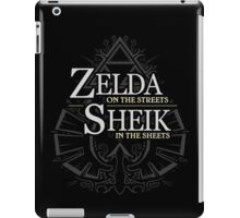 Zelda in the Streets iPad Case/Skin