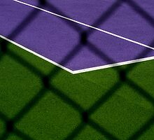 Tennis Court by EricHands