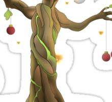 Groot Christmas Sticker