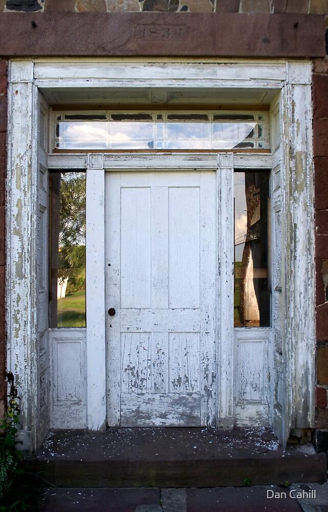 Homestead Doorway by Dan Cahill