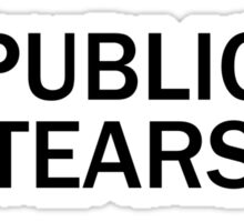 Republican Tears Sticker