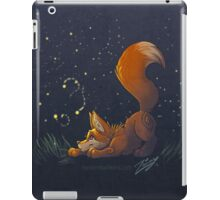 Firefly Fox - Orange iPad Case/Skin