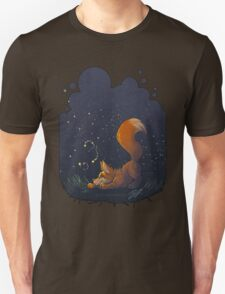 Firefly Fox - Orange Unisex T-Shirt