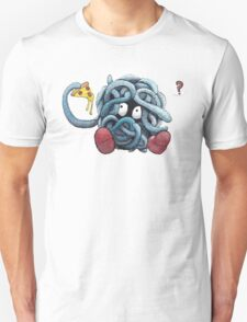 Pokemon pizza party- Tangela Unisex T-Shirt