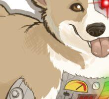 Cyborgi Sticker