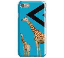 Giraffes Phone/iPad case iPhone Case/Skin