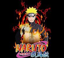 I Am Naruto of the Leaf by coffeewatson