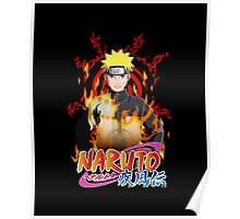 I Am Naruto of the Leaf Poster
