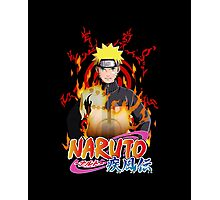 I Am Naruto of the Leaf Photographic Print