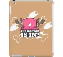 The Doctor Is In! iPad Case/Skin