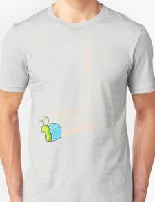 Snail Trail Unisex T-Shirt