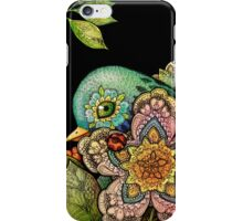 Fine spring iPhone Case/Skin