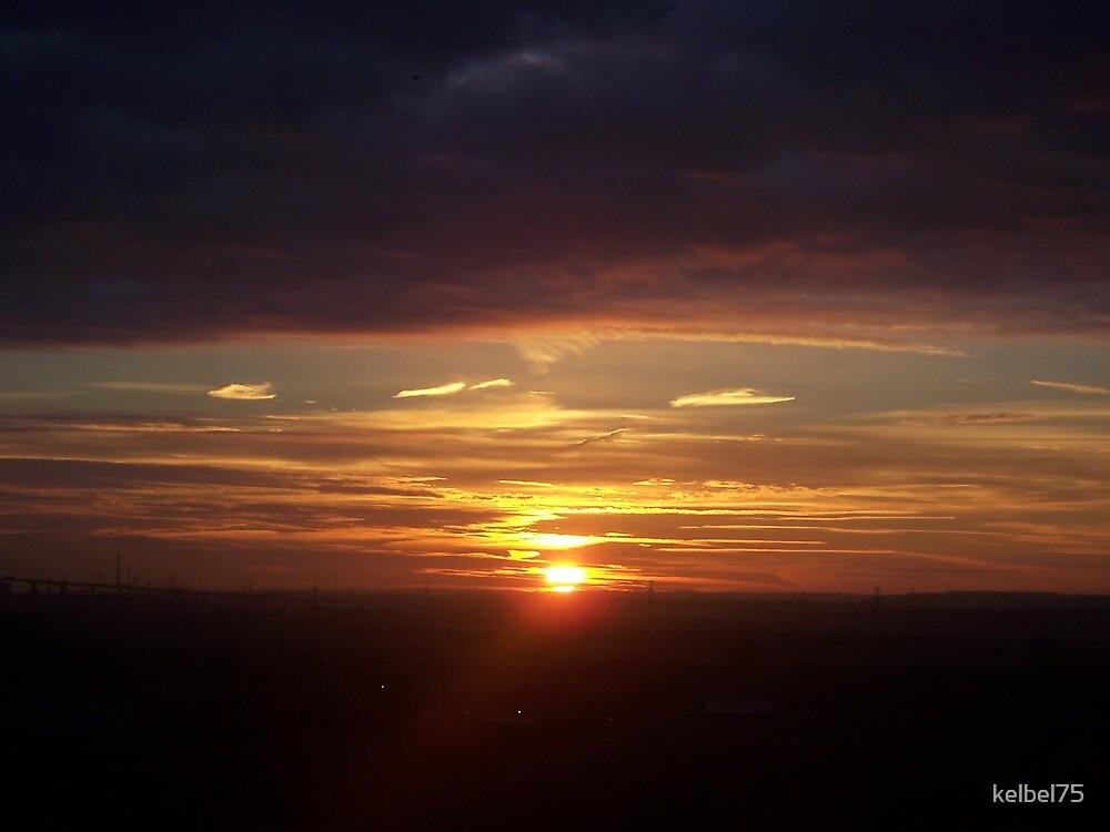 sunrise from my window 2 by kelbel75