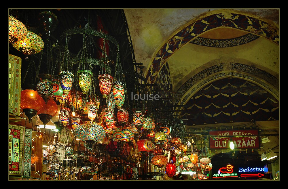 Grand Bazaar by louise