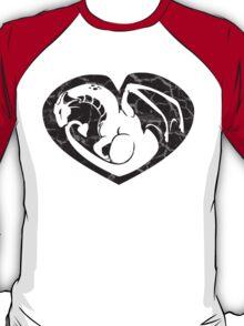 Dragon@Heart Large T-Shirt