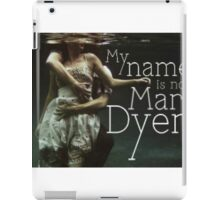 Mara Dyer iPad Case/Skin