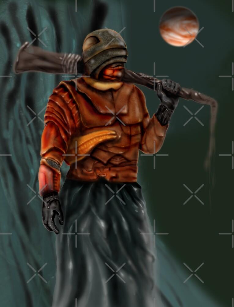 Bayaba warrior by patrimonio