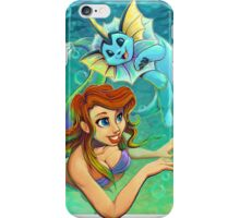 Ariel's Pokemon iPhone Case/Skin