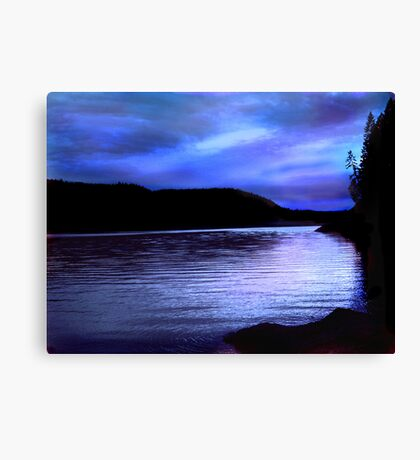 Another photoshop photo experiment Canvas Print