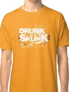 Drunk like a Skunk (Transparent) Classic T-Shirt