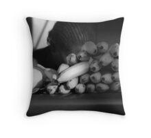 Market Fruit Throw Pillow