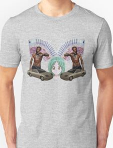 mc matome and the death grips chevy thang gang T-Shirt