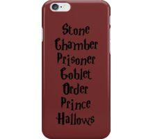 To Gryffindor!  iPhone Case/Skin