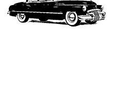 1950 Buick 4 Door Sedan by garts