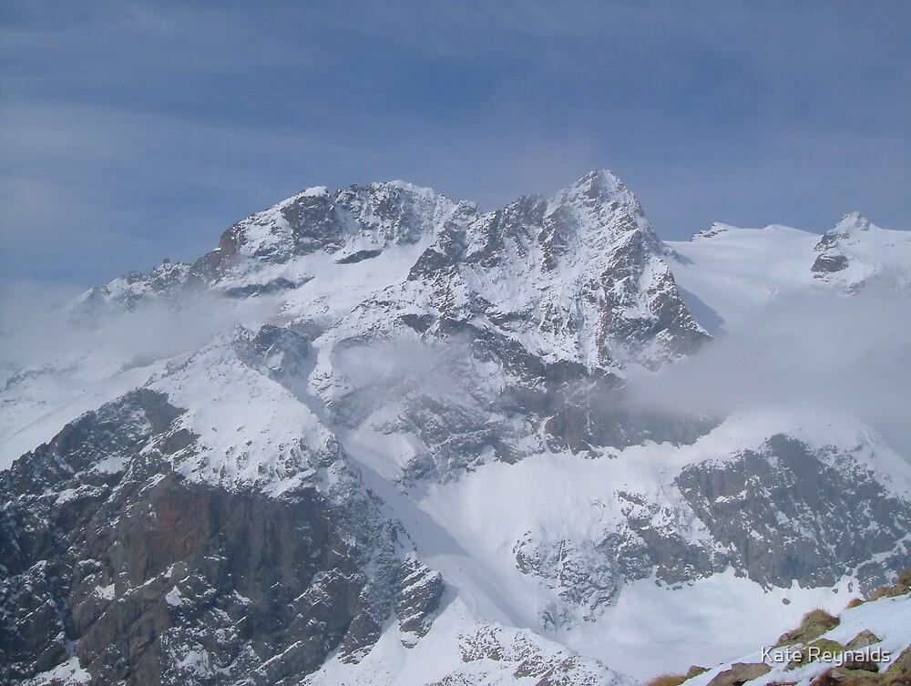 Austrian Alps by Kate Reynalds