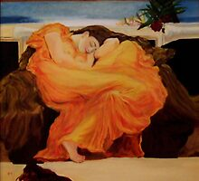 Flaming June by Jennib
