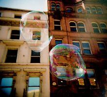 Bubble Trouble by Gwynjohn
