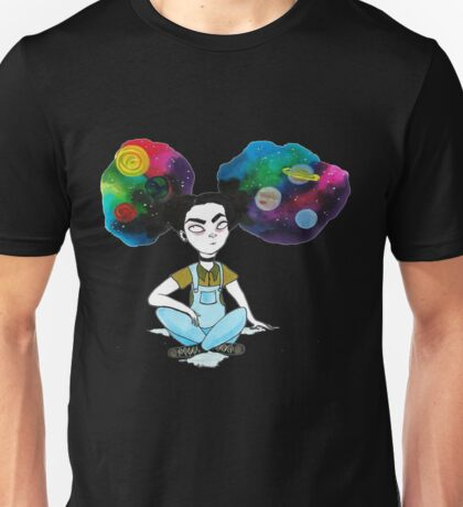 Space Buns Unisex T-Shirt
