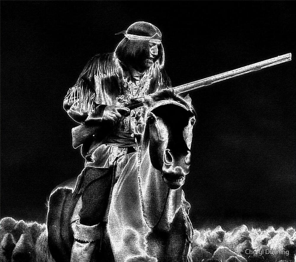spirit rider by Cheryl Dunning