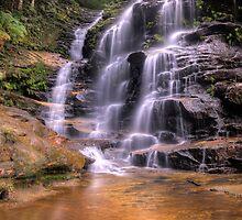 Sylvia Falls by Steve Randall