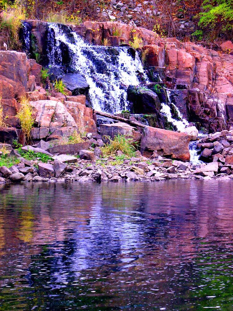Waterfalls 2 by nikspix