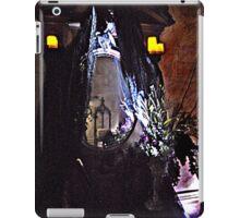 Draped Mirror in the Entry Hallway, Lyndhurst Castle iPad Case/Skin