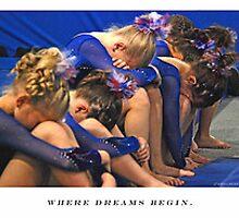 Where Dreams Begin by russmillard