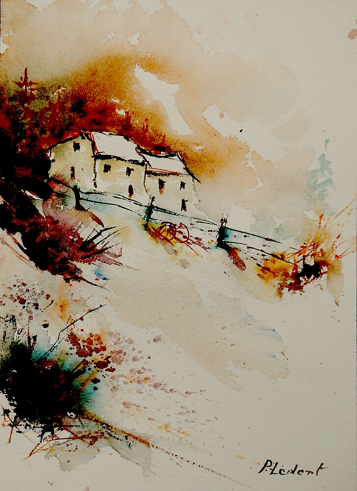 watercolor 081107 by calimero