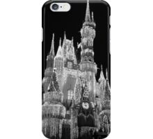 Walt Disney World Cinderella's Castle Dream Lights iPhone Case/Skin