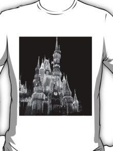 Walt Disney World Cinderella's Castle Dream Lights T-Shirt