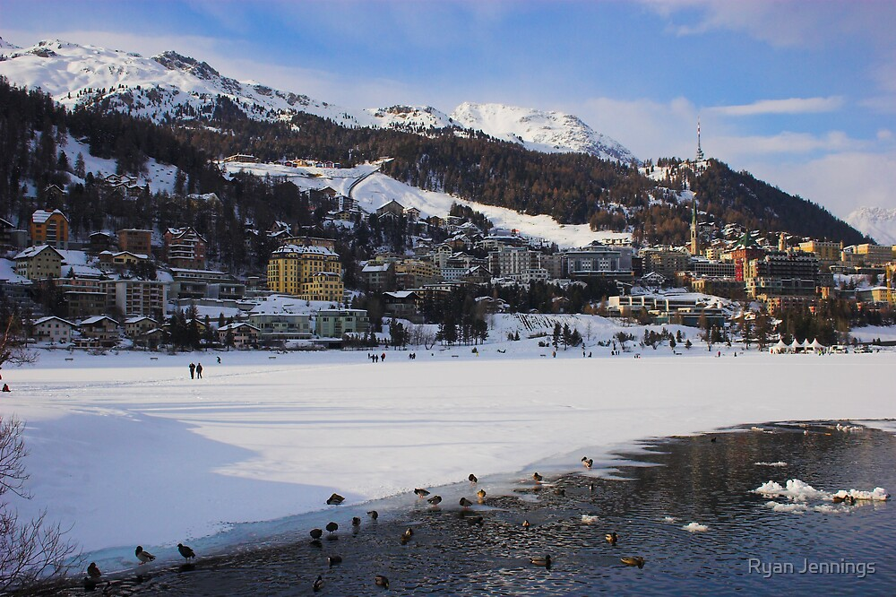 St Moritz, Switzerland by Ryan Jennings