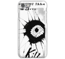All You Need Is Kill iPhone Case/Skin